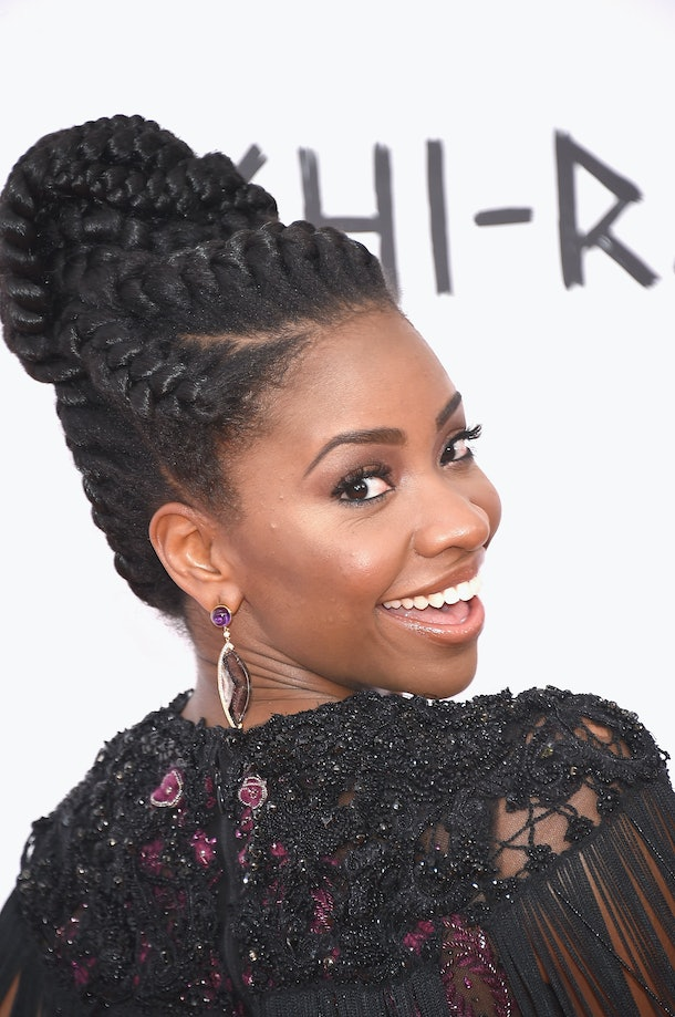 12 Braided Styles For Natural Hair That Will Make Dealing With
