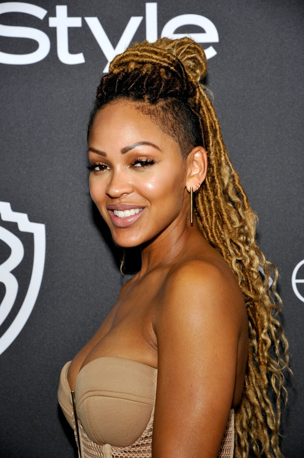 Meagan Good Short Hairstyles Meagan Good Hairstyles Which One Do You Like Best