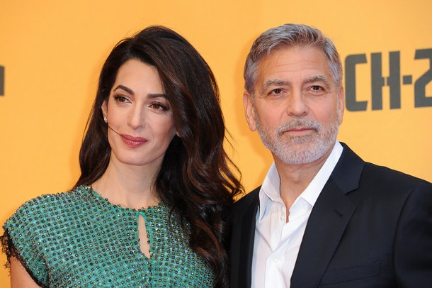 Amal Clooney and George Clooney are an astrologically incompatible celebrity couple