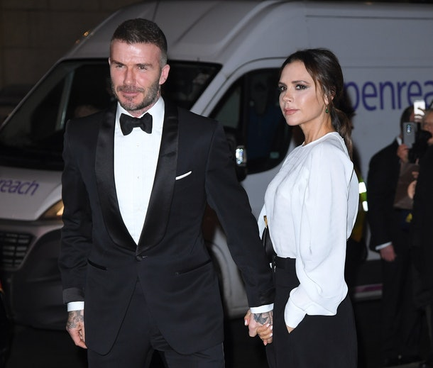 David Beckham and Victoria Beckham are an astrologically incompatible celebrity couple