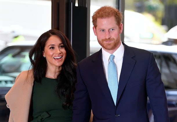 Meghan Markle and Prince Harry are an astrologically incompatible celebrity couple