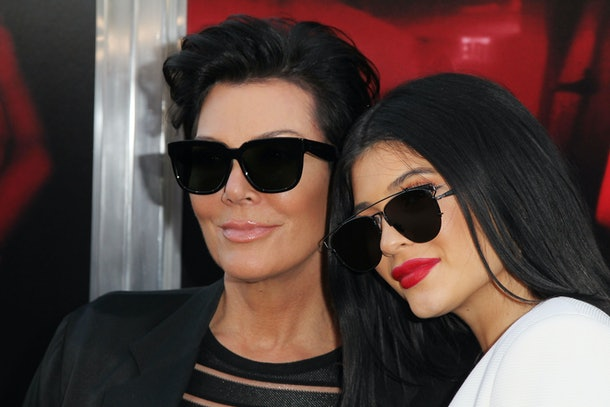 One of the people Kylie Jenner and Travis Scott have in common is Kris Jenner