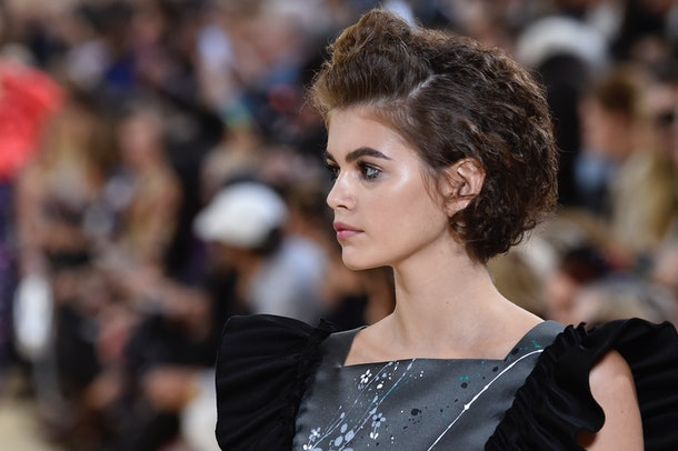 Kaia Gerber's zodiac sign is Virgo