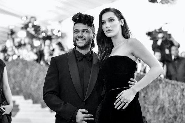 """The Weeknd's """"Blinding Lights"""" Lyrics sound like they might be about Bella Hadid,  so fans may wonder if there's hope of the couple getting back together."""
