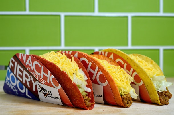 Taco Bell's Oatrageous Taco