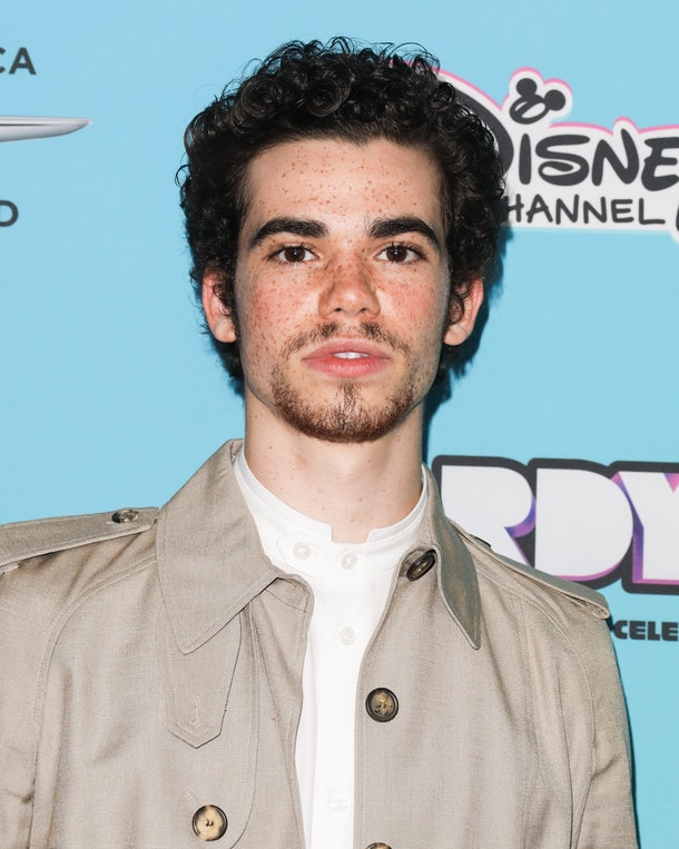 Cameron Boyce attends an event for Disney.