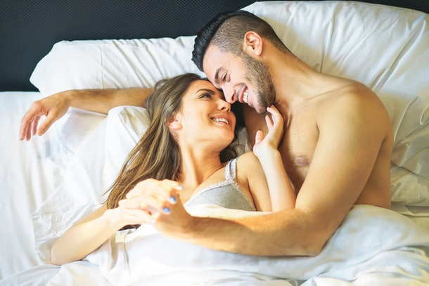 ENFJ is one of the Myers-Briggs personality types who have passionate sex