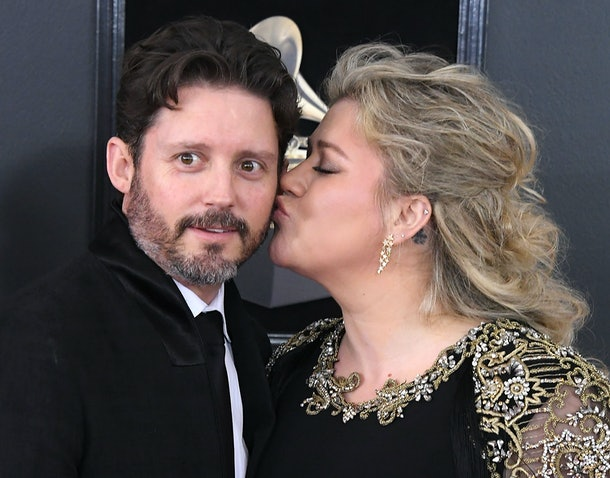 Kelly Clarkson revealed she and Brandon Blackstock have sex every night
