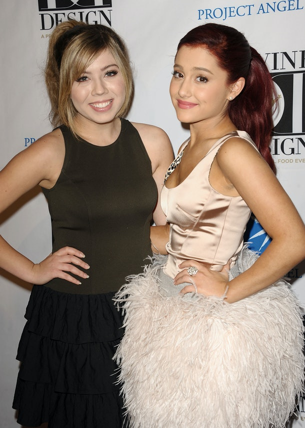 Ariana Grande & Jennette McCurdy Are Still Friends
