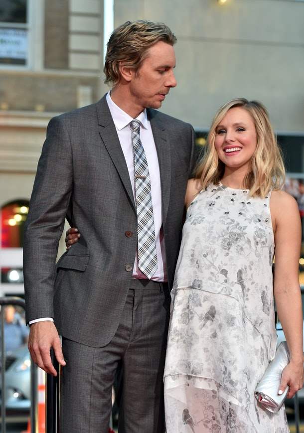 Dax Shepards Quote About His Sex Life With Kristen Bell -3208