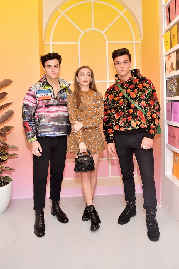 Are Emma Chamberlain & The Dolan Twins Still Friends?