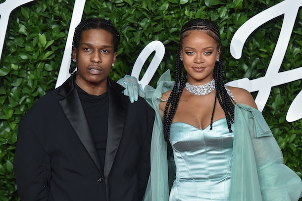 Rihanna's hangout with A$AP Rocky recently is sparking a lot of speculation around a possible 2020 romance.