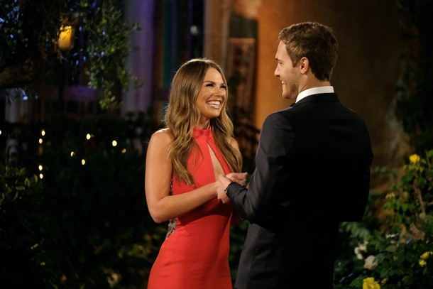 Hannah Brown returned on Peter Weber's season of 'The Bachelor'