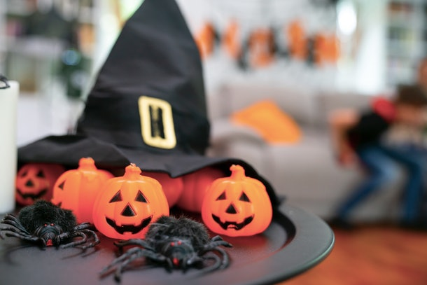 Here's how to host a Zoom Halloween party to have a virtual night with your crew.