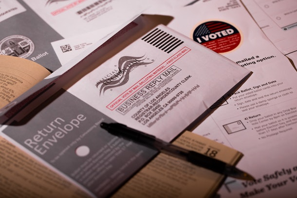 Mail-in votes could affect whether the election results come in on Nov. 3.