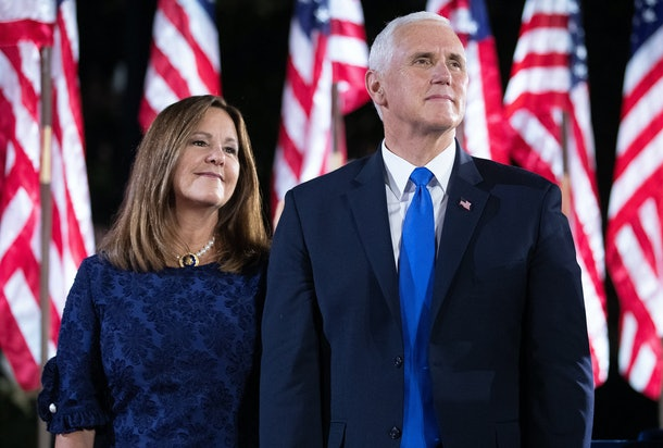 Kamala Harris did not agree with Mike Pence's move to limit one-on-one meetings with women.