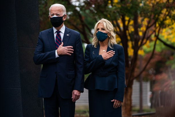 Joe Biden's quotes about Jill are oh so sweet.
