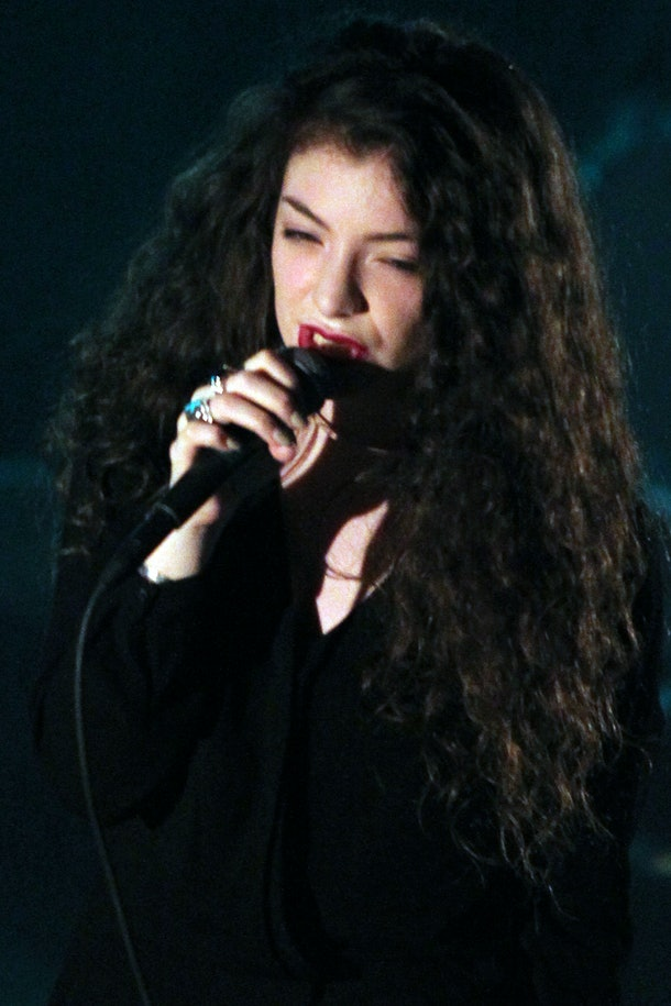 Lorde's update on her third album explains her new-found inspiration.