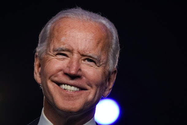 Barack Obama's tweet about Joe Biden winning the 2020 election is a all about change.