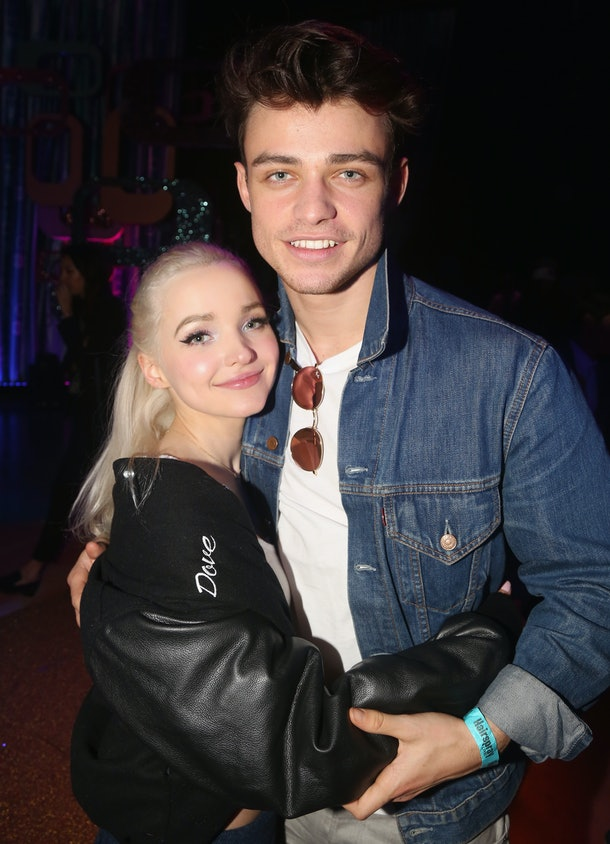 Dove Cameron's tweet about her Thomas Doherty breakup reveals the split is real.
