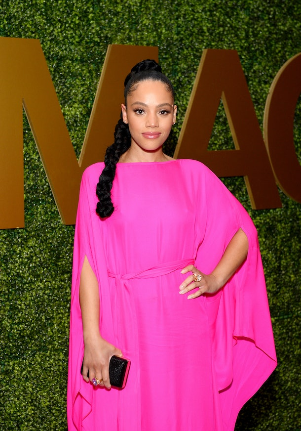 Bianca Lawson at the MACRO Pre-Oscar Party on Feb. 6, 2020.