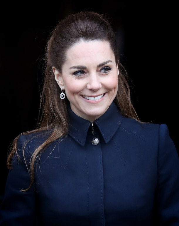 Kate Middleton's first podcast appearance is surprisingly down-to-earth.
