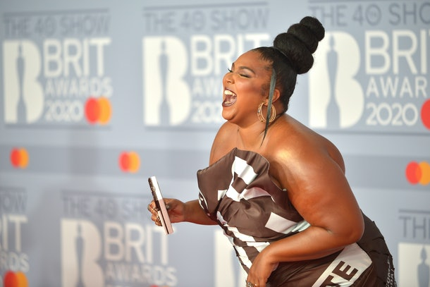 Lizzo Thinks That Self-Love Shouldn't Be Treated Like A Trend