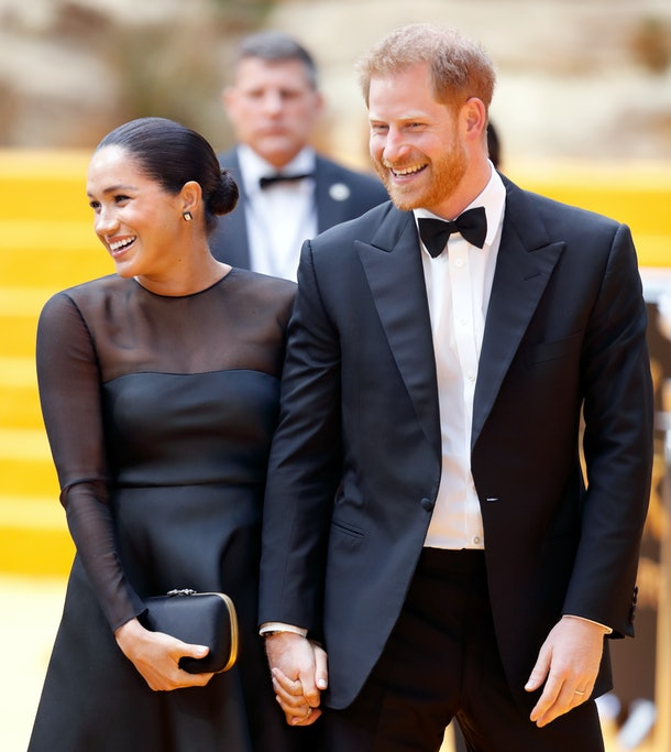 "Prince Harry and Meghan Markle won't use ""Royal"" once the transition period begins in the spring."