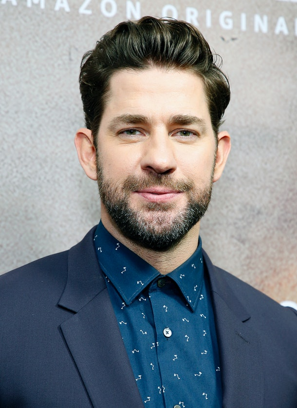 "John Krasinski's quote about a ""The Office"" reunion will get you fired up."