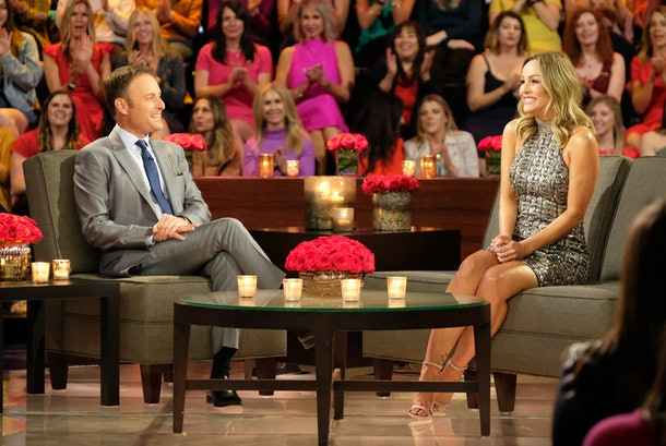Clare won't travel abroad on 'The Bachelor'
