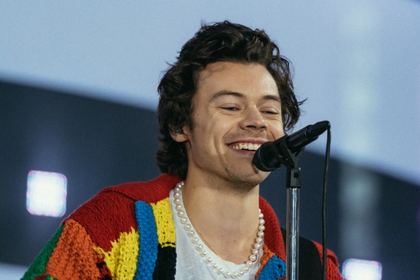 Harry Styles' Quotes About Being Robbed On Valentine's Day