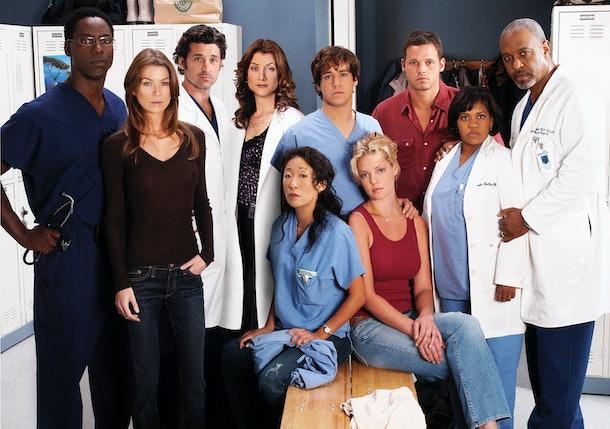 Izzie & Karev on 'Grey's Anatomy'