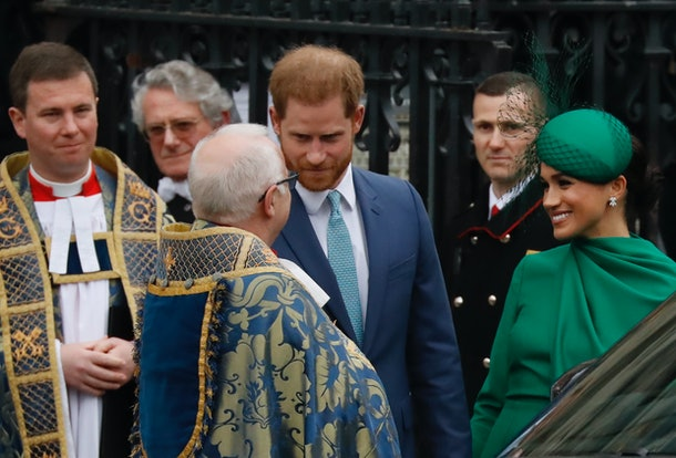 Prince Harry & Meghan Markle's last royal appearance was nothing short of breathtaking.