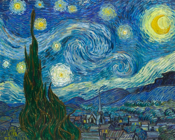 Some art galleries are currently offering online puzzles of their most famed masterpieces.