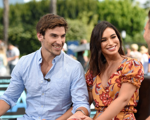 Why are so many 'Bachelor' relationships on and off? Apparently, the conditions of filming aren't conducive to a healthy bond.