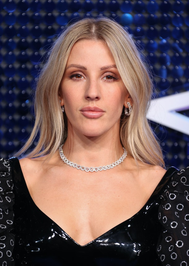 Ellie Goulding hits the red carpet.