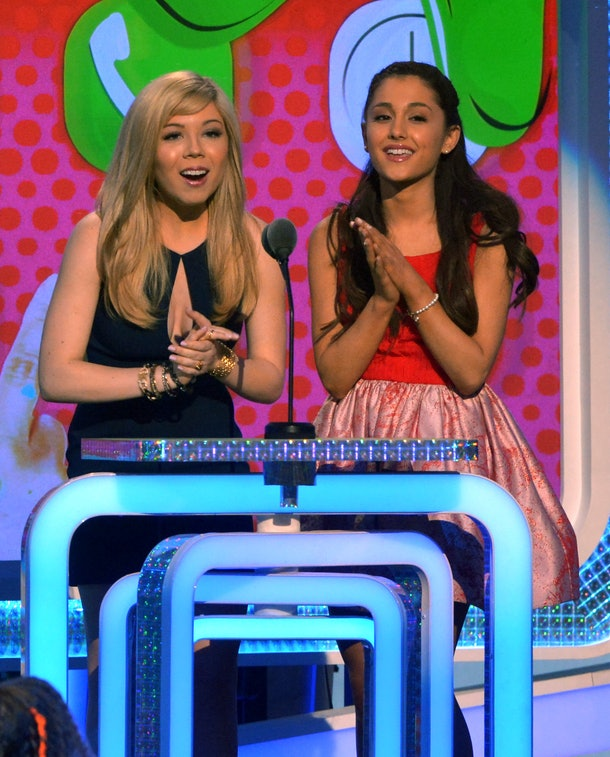 Ariana Grande & Jennette McCurdy Are Still Friends