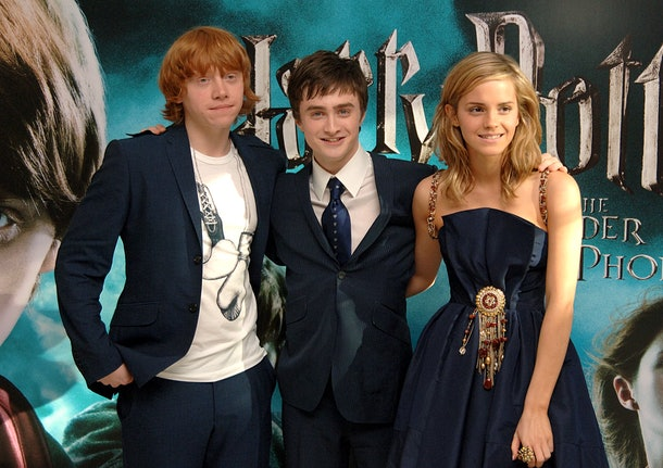 Rupert Grint's response to J.K. Rowling's anti-trans tweets is on point.
