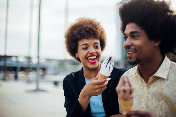 ESTJ is one of the Myers-Briggs personality types who always pay on the first date.