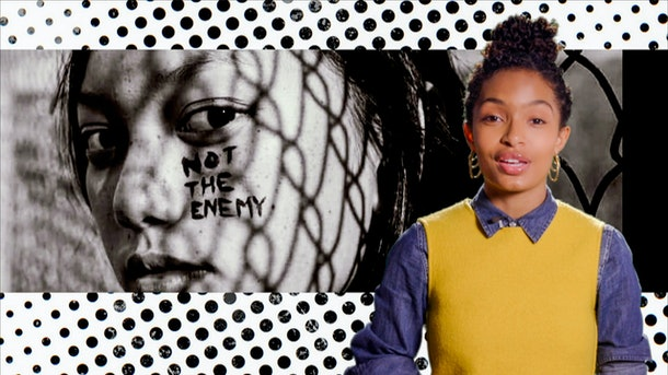 Follow Black women activists like Yara Shahidi to help you stay inspired for the fight against racism.