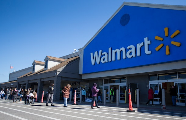 Here's why people are criticizing Walmart's announcement it is closing stores on Thanksgiving this year.