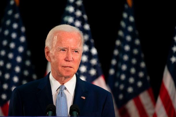 Joe Biden's quotes on police reform indicates he's open to ideas.