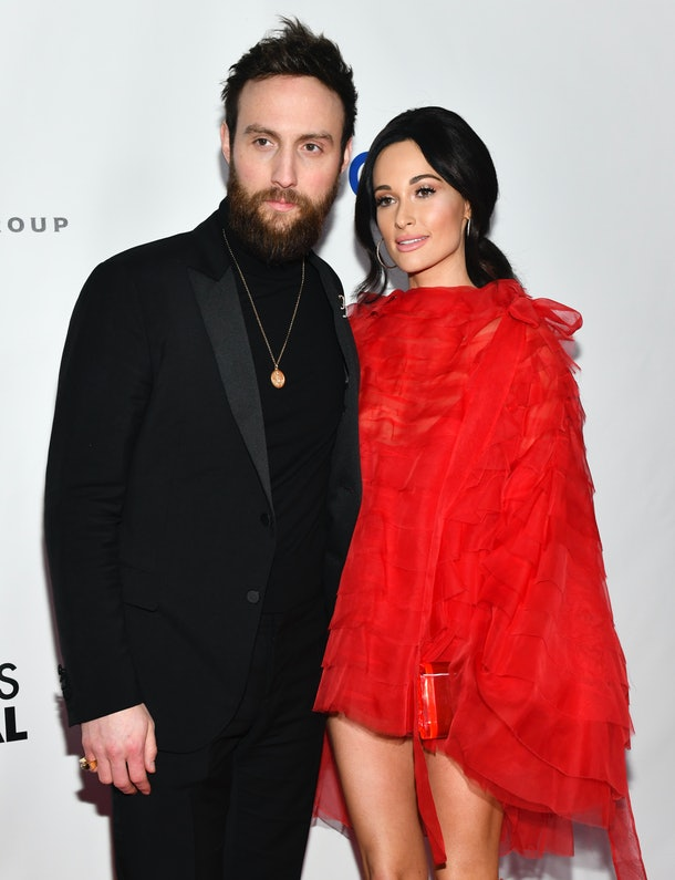 Kacy Musgraves and Ruston Kelly's divorce statement says there's no bad feelings.