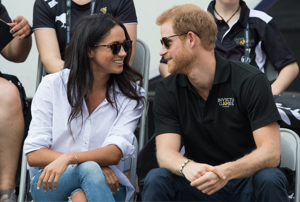 """These details about Prince Harry and Meghan Markle's engagement from """"Finding Freedom"""" are pretty adorable."""