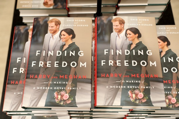 'Finding Freedom' hit shelves on Aug. 11.