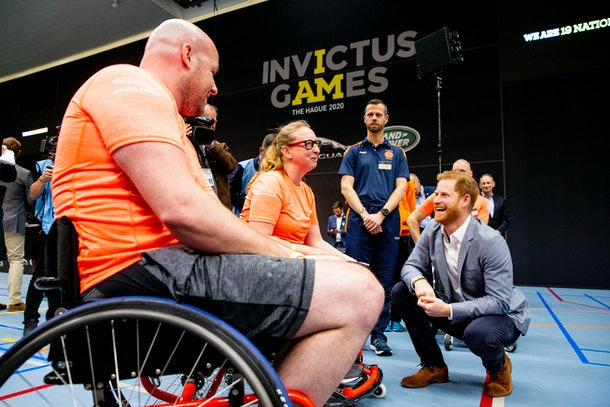 Prince Harry's Netflix documentary 'Rising Phoenix' celebrates the Paralympic Games.