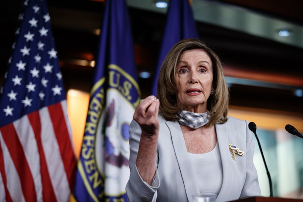 House Speaker Nancy Pelosi is calling Congress back in session to vote for USPS funding on Aug. 22.