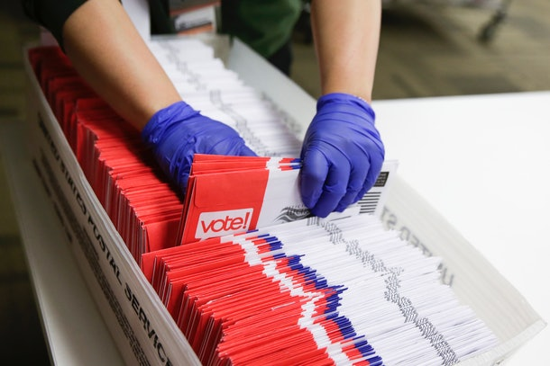 Here's what to know about ballot fraud and voting by mail.