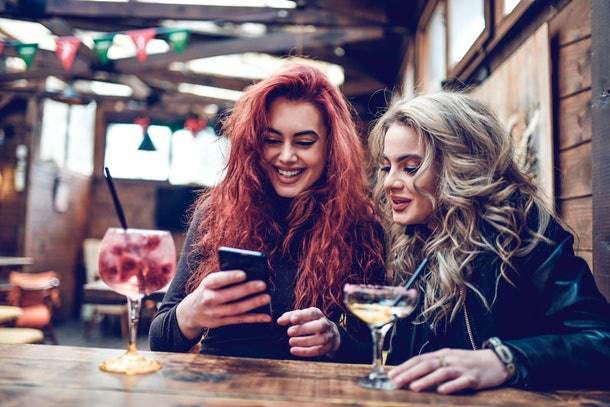 These Instagram captions for drinks with your partner are bound to be a hit.