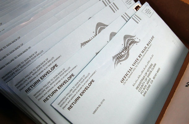 Here's how you request an absentee ballot so you can vote by mail in the presidential election.